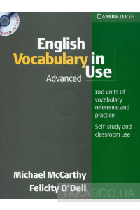 Фото - English Vocabulary in Use. Advanced (+CD)