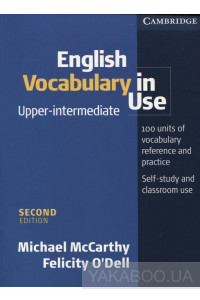 Фото - English Vocabulary in Use Upper-Intermediate