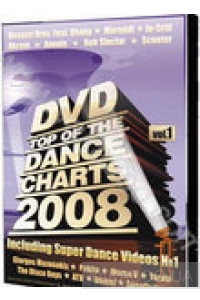 Фото - Сборник: DVD Top of the Dance Charts 2008 vol.1