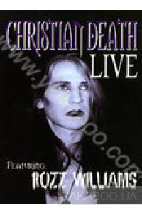 Фото - Christian Death: Live (DVD)