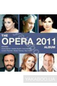 Фото - Сборник: The Opera Album 2011 (2 Cd's)