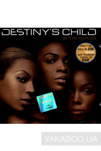 Фото - Destiny's Child: Destiny Fulfilled