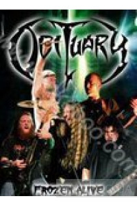 Фото - Obituary: Frozen Alive (DVD)