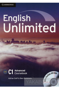 Фото - English Unlimited Advanced Coursebook (With e-Portfolio DVD-Rom)