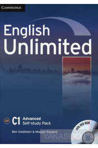 Фото - English Unlimited Advanced. Self-study Pack (Workbook with DVD-ROM)