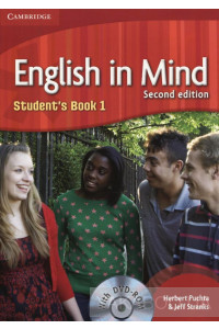 Фото - English in Mind. Student's Book 1. 2nd Edition (With DVD-ROM)