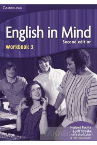 Фото - English in Mind. Workbook 3. 2nd Edition