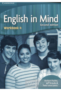 Фото - English in Mind. Workbook 4. 2nd Edition