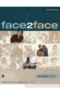 Фото - Face2Face Intermediate Workbook with Key