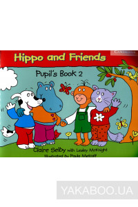 Фото - Hippo and Friends. Pupil's Book 2