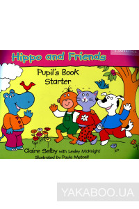 Фото - Hippo and Friends. Pupil's Book Starter