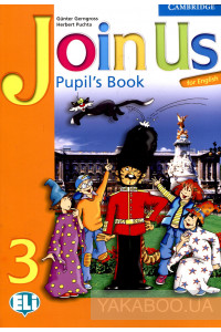 Фото - Join Us for English. Pupil's Book 3
