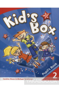 Фото - Kid's Box 2. Pupil's Book