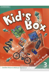 Фото - Kid's Box 3. Activity Book