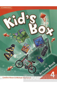 Фото - Kid's Box 4. Activity Book