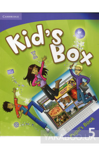 Фото - Kid's Box 5. Student's Book