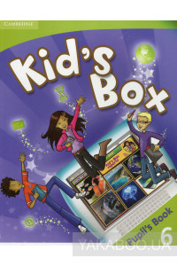 Фото - Kid's Box 6. Pupil's Book