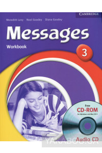 Фото - Messages 3. Workbook (+ CD)