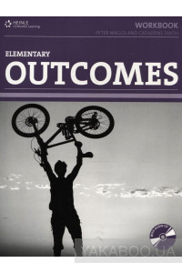Фото - Outcomes Elementary. Workbook (With key+ Audio CD)