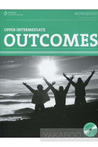 Фото - Outcomes Upper-Intermediate. Workbook (+ CD)
