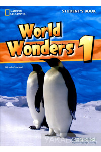 Фото - World Wonders 1. Student's Book (with Audio CD)