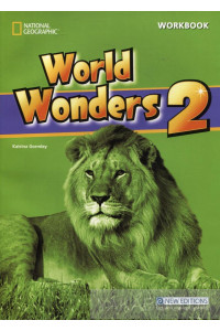 Фото - World Wonders 2. Workbook