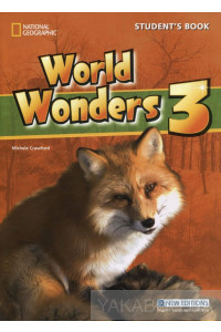 Фото - World Wonders 3. Student's Book (With Audio CD)