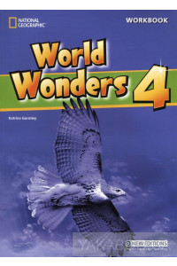 Фото - World Wonders 4. Workbook (with CD)
