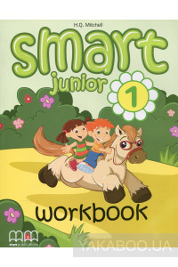 Фото - Smart Junior 1. Workbook (+ CD)