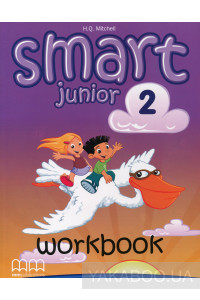 Фото - Smart Junior 2. Workbook (+ CD)