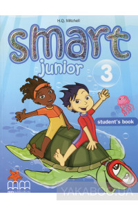 Фото - Smart Junior 3. Student's Book