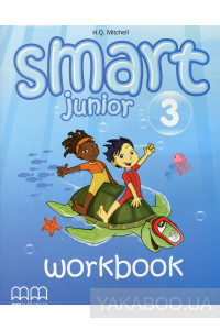 Фото - Smart Junior 3. Workbook