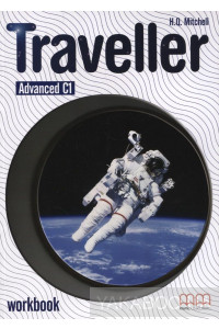 Фото - Traveller Advanced Workbook