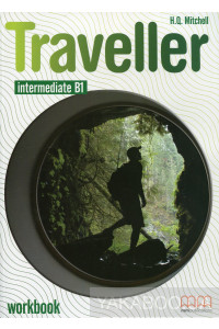 Фото - Traveller. Intermediate. Workbook (+ CD)
