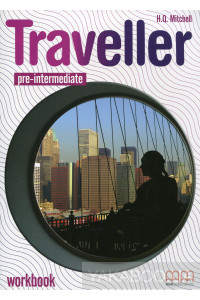 Фото - Traveller Pre-intermediate. Workbook (+CD)