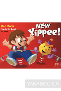 Фото - Yippee New Red. Student's Book (+ CD)