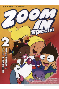 Фото - Zoom in 2. Special. Student's Book & Workbook (+ CD-ROM)