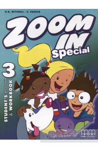 Фото - Zoom in 3. Special. Student's Book & Workbook (+ CD-ROM)