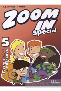 Фото - Zoom in 5. Special. Student's Book & Workbook (+ CD-ROM)