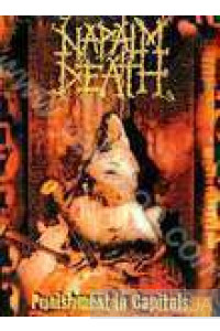 Фото - Napalm Death: Punishment in Capitals (DVD)