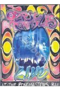 Фото - Ozric Tentacles: Live at the Pongmasters Ball (DVD)