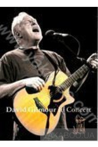 Фото - David Gilmour: In Concert (DVD)