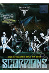 Фото - Scorpions: Live at Wacken Open Air 2006 (DVD)