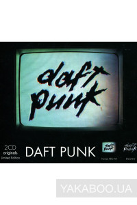 Фото - Daft Punk: Human After All + Discovery (2 CDs) (Import)