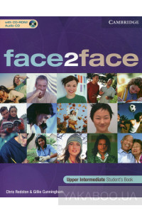 Фото - Face2face. Upper Intermediate Student's Book (+ CD-ROM)