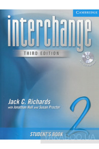 Фото - Interchange 2. Student's Book (+ CD-ROM)