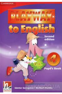 Фото - Playway to English 4. Pupil's Book