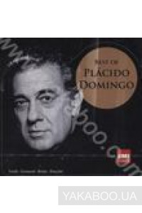 Фото - Placido Domingo: Best Of Placido Domingo (Import)