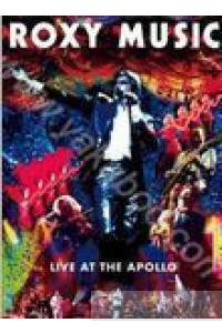 Фото - Roxy Music: Live at The Apollo (DVD) (Import)