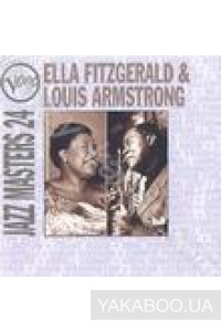Фото - Ella Fitzgerald & Louis Armstrong: Verve Jazz Masters 24